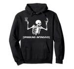 Spooktober Intensifies skeleton spooky meme hoodie Pullover Hoodie, T Shirt, Sweatshirt
