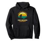 Retro Calumet City, Illinois Big foot Souvenir Pullover Hoodie, T Shirt, Sweatshirt