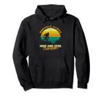 Retro Maryville, Illinois Big foot Souvenir Pullover Hoodie, T Shirt, Sweatshirt