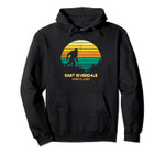 Retro Bayou East Riverdale, Maryland Bigfoot Souvenir Pullover Hoodie, T Shirt, Sweatshirt