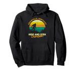 Retro Adairville, Kentucky Big foot Souvenir Pullover Hoodie, T Shirt, Sweatshirt