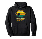 Retro Colesville, Maryland Big foot Souvenir Pullover Hoodie, T Shirt, Sweatshirt