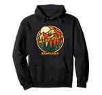 Vintage Druid Hills, Kentucky Mountain Hiking Souvenir Print Pullover Hoodie, T Shirt, Sweatshirt