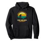 Retro Campton Hills, Illinois Big foot Souvenir Pullover Hoodie, T Shirt, Sweatshirt
