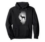 Illinois Deer Hunting Pullover Hoodie, T Shirt, Sweatshirt
