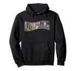 Louisiana LA Vintage Retro Souvenir Pullover Hoodie, T Shirt, Sweatshirt