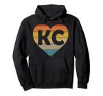 Kansas City Retro Love CA Love Cali Pullover Hoodie, T Shirt, Sweatshirt