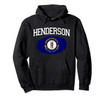 HENDERSON KY KENTUCKY Flag Vintage USA Sports Men Women Pullover Hoodie, T Shirt, Sweatshirt