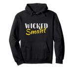 Southie Boston Massachusetts Genius Quote Wicked Smaht Pullover Hoodie, T Shirt, Sweatshirt