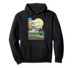 Vintage Idaho Nature & Outside Retro 80's Graphic Pullover Hoodie, T Shirt, Sweatshirt