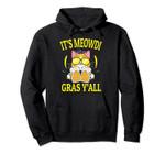 It's Meowdi Mardi Gras New Orleans Gifts Men Pullover Hoodie, T Shirt, Sweatshirt