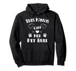 This Kansas Girl Loves Her Pit Bull Pullover Hoodie, T Shirt, Sweatshirt