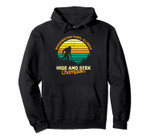 Retro Washington Park, Illinois Big foot Souvenir Pullover Hoodie, T Shirt, Sweatshirt
