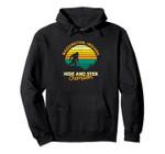 Retro Washington, Indiana Big foot Souvenir Pullover Hoodie, T Shirt, Sweatshirt