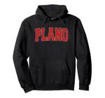 PLANO IL ILLINOIS Varsity Style USA Vintage Sports Pullover Hoodie, T Shirt, Sweatshirt