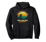 Retro Springdale, Maryland Big foot Souvenir Pullover Hoodie, T Shirt, Sweatshirt