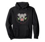 Cute Koala Angel with Heart - Kawaii Animal Pullover Hoodie, T Shirt, Sweatshirt