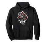 Marvel Black Panther Movie Warrior Trio Graphic Hoodie, T Shirt, Sweatshirt
