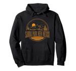 Vintage Dawson Springs Kentucky Mountain Hiking Print Pullover Hoodie, T Shirt, Sweatshirt