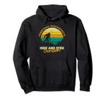 Retro Forestdale, Massachusetts Big foot Souvenir Pullover Hoodie, T Shirt, Sweatshirt
