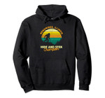 Retro Menominee, Illinois Big foot Souvenir Pullover Hoodie, T Shirt, Sweatshirt