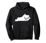 Kentucky Hoodie Pullover Hoodie. Home State Pride Vintage Gift, T Shirt, Sweatshirt