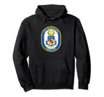 USS Maryland SSBN-738 Pullover Hoodie, T Shirt, Sweatshirt