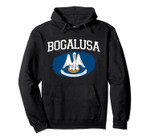 BOGALUSA LA LOUISIANA Flag Vintage USA Sports Men Women Pullover Hoodie, T Shirt, Sweatshirt