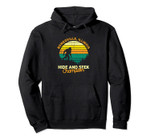 Retro Romeoville, Illinois Big foot Souvenir Pullover Hoodie, T Shirt, Sweatshirt