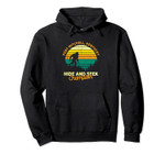 Retro Fort Mitchell, Kentucky Big foot Souvenir Pullover Hoodie, T Shirt, Sweatshirt