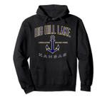 Big Hill Lake KS Pullover Hoodie, T Shirt, Sweatshirt