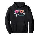 Cape Cod Massachusetts Fun Retro Sunglasses Beach Pullover Hoodie, T Shirt, Sweatshirt