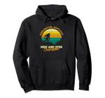 Retro Earlington, Kentucky Big foot Souvenir Pullover Hoodie, T Shirt, Sweatshirt