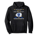 Proud Massachusetts Roots Pullover hoodie, T Shirt, Sweatshirt