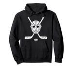 Ice Hockey - Funny Goalie Helmet Gifts Pullover Hoodie, T Shirt, Sweatshirt