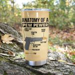 Anatomy of a pew pewer