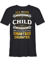 Smartass daughter