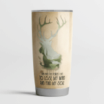 And into the forest i go - Deer