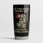 She who kneel before god