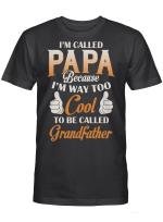 I'm called Papa - Grandfather