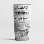 To my husband - Deer Hunting