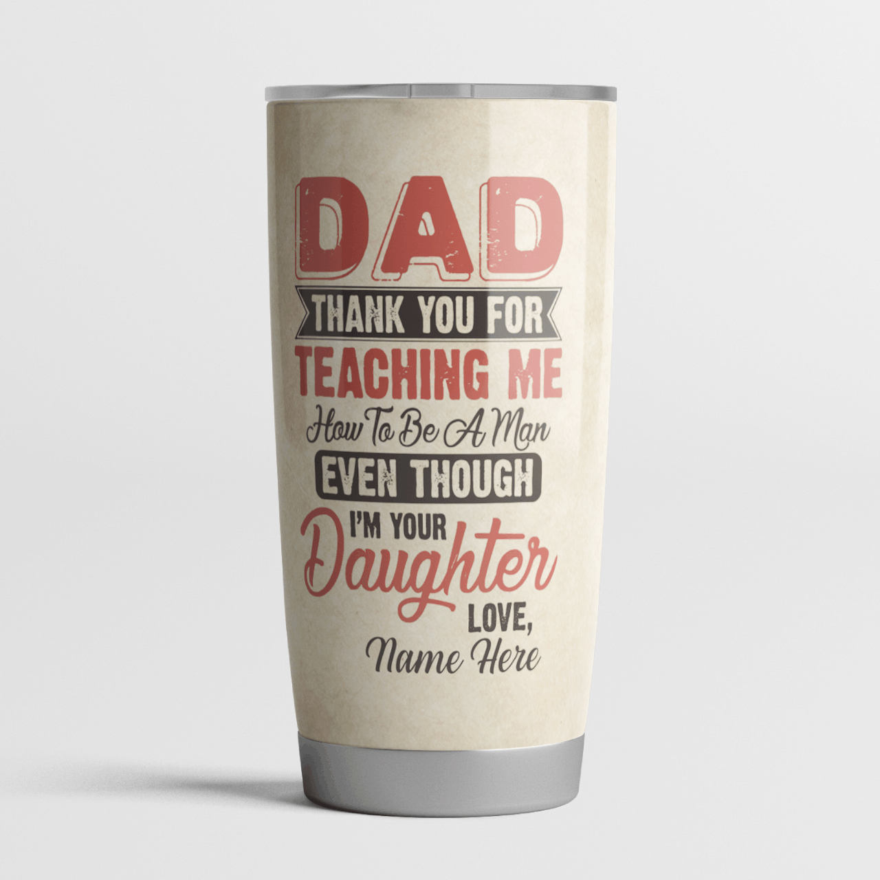 Dad Thanks you for teaching me -Fishing