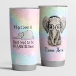 I'll get oever it - Elephant