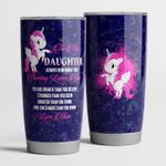 To my daughter - unicorn love