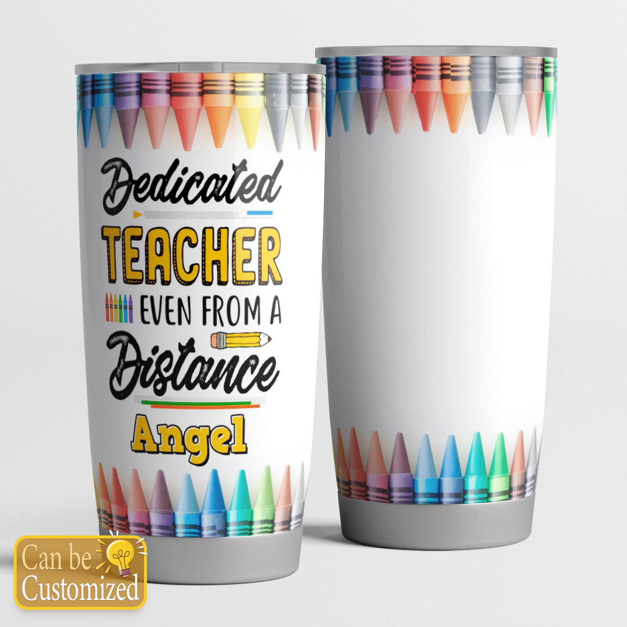 Dedicated Teacher Personalized