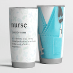 Nurse - a patient , kind , caring trained professinal who focuses