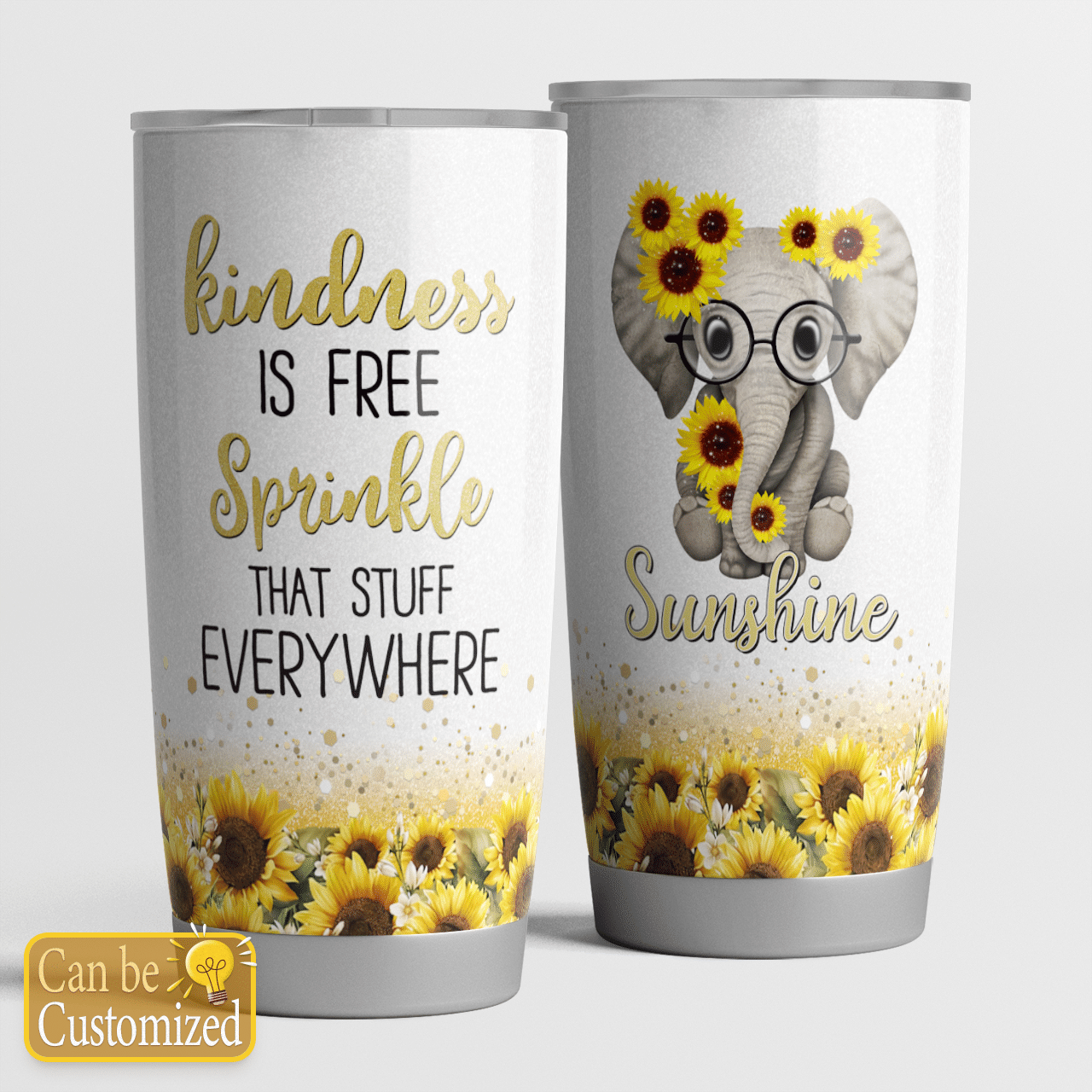 Kindness is free sprinkle that stuff everywhere