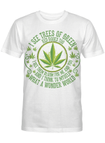 I see trees of green - 420