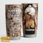 Hunter's wife - Tumbler 20Oz