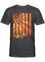 Flag sunshine - Hunting shirt